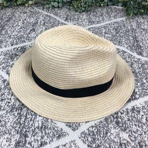 ASOS Straw Panama Hat